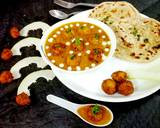 Raw papaya kofta curry recipe step 6 photo