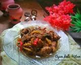 Ayam Lada Hitam langkah memasak 5 foto