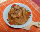 Semur Ayam kentang langkah memasak 7 foto