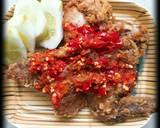Ayam Geprek Sambel Dower langkah memasak 4 foto