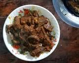 Paru Gula Asam langkah memasak 4 foto