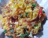 #123 Telur Dadar Crispy langkah memasak 3 foto