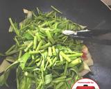Kangkung cah ayam saus tiram simple mudah#homemadebylita langkah memasak 4 foto