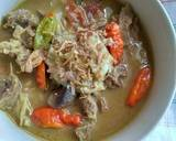 Tongseng Sapi khas Solo langkah memasak 7 foto