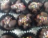 Kacang Randang Bermandikan Coklat Bertaburkan Gulawarna langkah memasak 5 foto