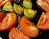 Tomato Saut with Salad recipe step 3 photo