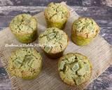 Matcha Kitkat Muffins (Tanpa Mixer) langkah memasak 8 foto