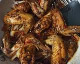 Sayap Ayam Mentega Pedas langkah memasak 4 foto