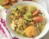 Soto ayam Bening Bogor langkah memasak 4 foto