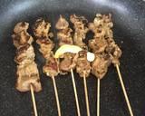 Malay Beef Satay langkah memasak 4 foto