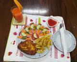Fish and Chips#Weekly Jikoni Challenge recipe step 4 photo