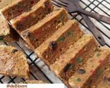 252. Cinnamon Pumpkin Cake langkah memasak 11 foto
