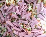 Risole Sayur langkah memasak 5 foto