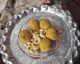 Moongdal Laddu recipe step 5 photo