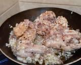 Ayam Masak Bawang Putih ala Spanyol langkah memasak 4 foto