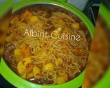 Spaghetti with irish recipe step 2 photo