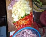 Cumi Asin Saus Tiram langkah memasak 1 foto