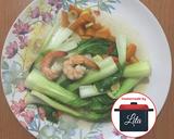 Tumis pokchoy kuah udang wortel No MSG #homemadebylita langkah memasak 5 foto