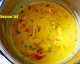 صورة الخطوة 5 من وصفة جمبري بالكاري وحليب جوز الهند
