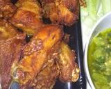 Ayam goreng (bumbu kuning) langkah memasak 10 foto