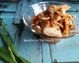 Mak Kimchi (Easy Kimchi) langkah memasak 16 foto