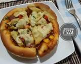 273. Pizza Sederhana langkah memasak 9 foto