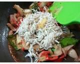 Tumis Terong Ungu Teri Medan langkah memasak 3 foto