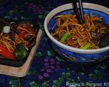 Chinese Beef Chow Mein recipe step 29 photo