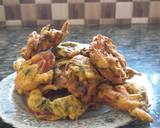 Onion Bhajiya#authors marathon recipe step 4 photo