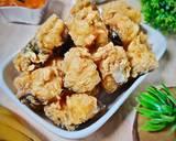 Patin Fillet Goreng Tepung langkah memasak 5 foto