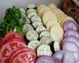 Chicken Maqlooba rice ( ) #step_by_step langkah memasak 4 foto