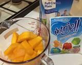 Puding Mangga / Mango Pudding langkah memasak 1 foto