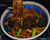 Chinese Beef Chow Mein recipe step 27 photo