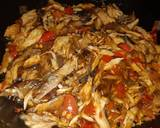 Ikan Tongkol Suwir Kering Pedas langkah memasak 4 foto