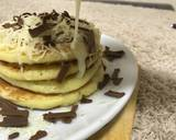Simple Pancake langkah memasak 8 foto