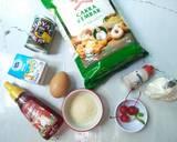 Simple Pancake langkah memasak 1 foto