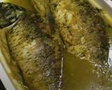 Krebek Ikan Mas (Ikan Mas Godog) langkah memasak 3 foto