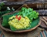 Bubur Bali langkah memasak 3 foto