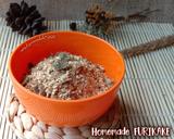 Homemade FURIKAKE (Udang dan Tuna Asap) langkah memasak 3 foto