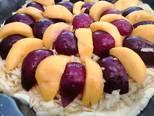 Glutén-, tej- és tojásmentes gyümölcsös pite recept lépés 3 foto