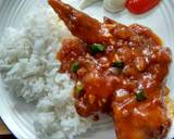 Korean Spicy Chicken Wings ala Rumahan langkah memasak 9 foto