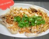Hainan Chicken - Phak Cam Kee - Ayam rebus ala Hakka langkah memasak 10 foto