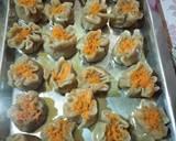 Chicken Dimsum Shiumai langkah memasak 13 foto