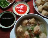 Bakso Udang langkah memasak 5 foto