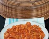 Udang Saos Padang langkah memasak 4 foto