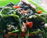 Oseng Kangkung Tempe Semangit langkah memasak 1 foto