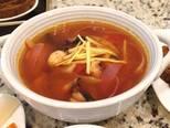 Canh Bạch Tuộc Cà Chua Nấu Gừng - Thịt Bò Kho Gừng (bữa cơm gia đình) bước làm 2 hình