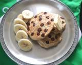 Oat Banana Pancake #pr_bananakeik langkah memasak 3 foto