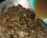 Wedel bandeng (isi perut bandeng) langkah memasak 5 foto
