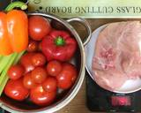 Tomatoes feat Chicken Teriyaki #day5 #gmdiet langkah memasak 1 foto